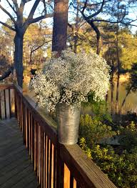 baby s breath wholesale how much do you need for a big baby s breath arrangement