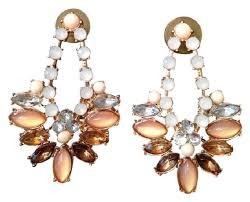 Pink Chandelier Earrings Sabine Pink Chandelier Earrings Tradesy