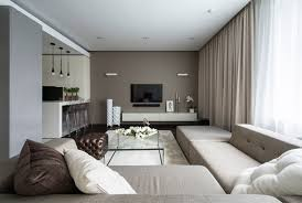 Perfect Apartments Design Clean Modern Apartment Interior Living - Design apartment