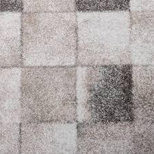 Wohnzimmer M El Beige Teppich Wohnzimmer Klein Kariert Beige Grau Design Teppiche