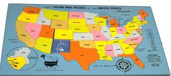 map usa jigsaw map of usa jigsaw puzzle flag united states map jigsaw puzzle