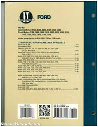 ford new holland 5100 5200 5600 5610 6600 6610 6700 6710 7100 7200