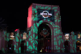 2017 halloween horror nights map hidden universal studios florida locations world of universal