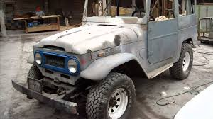 land cruiser fj40 toyota land cruiser fj40 tuning youtube