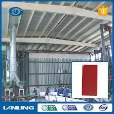 china made best price orange peel car metal parts powder coating