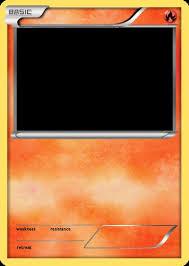 Meme Card Generator - blank pokemon card meme generator imgflip