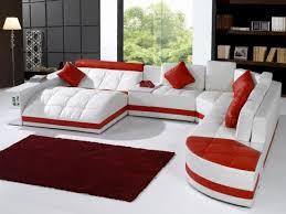 idée de canapé salle de séjour déco salon couleur idée originale canape