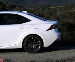 lexus sport sedan 2015 lexus is 350 f sport review with video