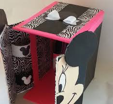Minnie Mouse Decor For Bedroom Diy Minnie Mouse Doll House Repurpose Savetheenvironment Youtube