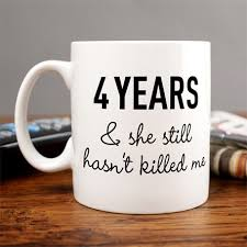 anniversary presents for him mugs gettingpersonal co uk