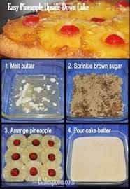 easy pineapple upside down cake recipe pineapple upside