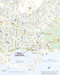 Tarragona Spain Map by Large Alicante Maps For Free Download And Print High Resolution