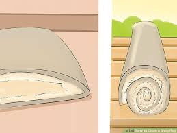 How To Clean Shag Rug 3 Ways To Clean A Shag Rug Wikihow