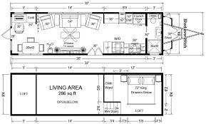 Modern Tiny House Floor Plans Tiny House Plan 3732 Hbrd Me Floor Plans Mini House