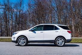 back to back 2018 chevrolet equinox 2 0t awd premier and 1 5t fwd