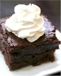 gluten free chocolate pudding cake recipe dairy free