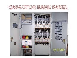 capacitor bank u0026 harmonic filter panel tokophilips