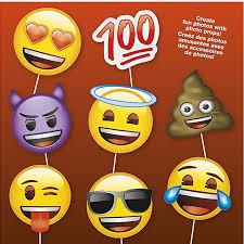 wedding cake emoji aliexpress buy 8 emoji photo booth wedding props mask