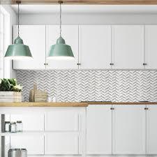 white kitchen cabinets with hexagon backsplash 20 kitchen backsplash ideas for white cabinets
