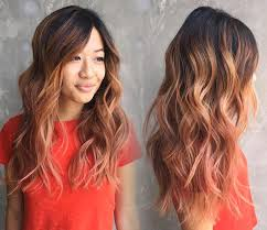 haircolor for 64 yr old woman 65 rose gold hair color ideas for 2017 rose gold hair tips