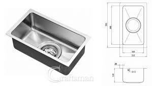 Ss Sinks Kitchen by Stainless Steel Kitchen Sinks Craftsman Ltd Reading Berkshire