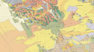 Map Of San Francisco California by Amazing Sea Floor Maps Reveal California U0027s Offshore Depths Boing