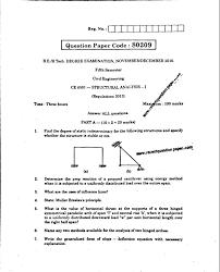 ce6501 structural analysis i nov dec 2016 anna university question