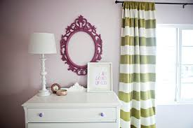Green Striped Curtains Striped Curtains With Medium Width Pattern Curtains Pinterest