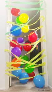 Halloween Birthday Balloons by Best 20 Birthday Balloon Avalanche Ideas On Pinterest Balloon