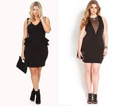 cheap plus size little black dresses cocktail dresses 2016