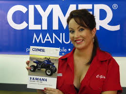 Clymer Manuals Yamaha Banshee Manual Yfz350 Manual Atv Four