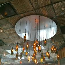 Diy Bottle Chandelier 69 Best Bottles O Wine Images On Pinterest Chandeliers Wine