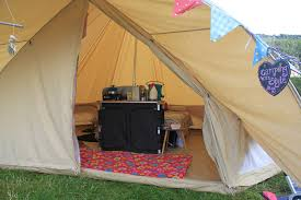Bell Tent Awning We Review The Stunning Star Canopy Bell Tent From Boutique Camping