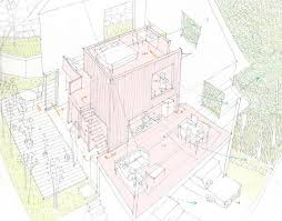 139 best architecture axonometric images on pinterest