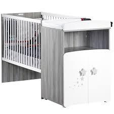 chambre bébé evolutive lit bébé combiné évolutif nao 60 x 120 cm baby price