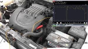 how to test a coolant temperature sensor ect sensor test youtube