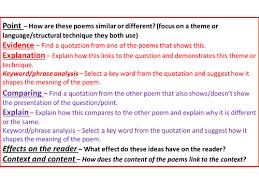 writing   Miss Ryan     s GCSE English  amp  Media Marked by Teachers