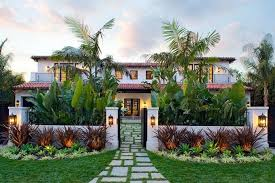 landscape house front of house landscaping ideas of house home design ideas