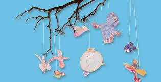 birds in the tree mobile crayola ca
