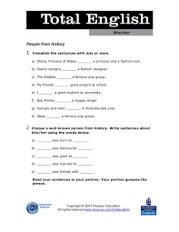 worksheets using was and were page 2 makeup aquatechnics biz