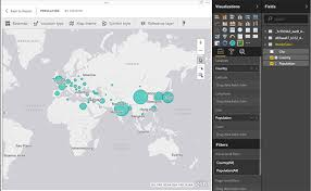 the map add data to the map arcgis maps for power bi arcgis