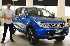 mitsubishi triton 2018 mitsubishi triton video review