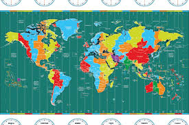 Pacific Time Zone Map What U0027s The Time In Las Vegas And What Time Zone Is The Uk World