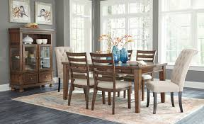 linen chairs flynnter dining room set w tripton linen chairs formal dining