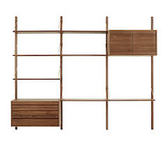 Sapiens Bookshelf Modern Shelving And Bookcases Design Within Reach