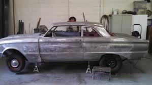 1960 Ford Falcon Interior Ford Falcon Top Chop Ariston Speed Shop