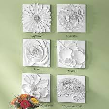 blossom wall art great inspiration for paper or plaster dipped