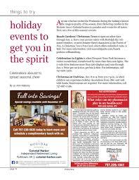 Busch Gardens Williamsburg Fall Fun Card - primetime december 2016 by daily press media group issuu