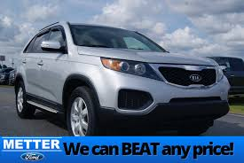 used 2012 kia sorento for sale metter ga stk b3458a
