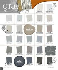 the best gray paint colors the best benjamin moore paint colors